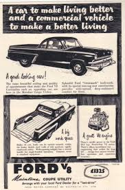 1952 Ford Truck Vintage Air - 231 best ford truck ads images on pinterest ford trucks pickup