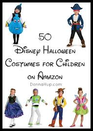 amazon halloween 50 disney halloween costumes for children on amazon donnahup com