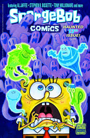 steve bissette returns to comics with spongebob squarepants