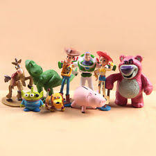 9pcs toy story 3 buzz lighter woody jessie figures dinosaur lotso