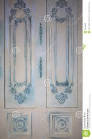 photo of decorative wall panels with various types of ornaments in
