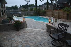 Backyard Paver Patio by Astonishing Tips Within Backyard Paver Patio Ideas Plan Along With