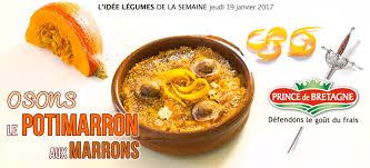 cuisiner les marrons frais prince de bretagne cuisinons les legumes page 7