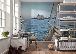 sailing wall mural by komar 8 526 themuralstore com sailing wall mural by komar 8 526