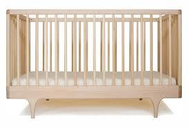 chambre bébé bois naturel lit bébé caravan 70 x 140 cm bois naturel kalon studios lits