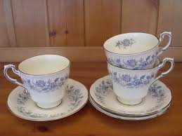 blue flower pattern fine bone china tea set royal standa u2026 flickr