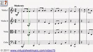 o christmas tree christmas sheet music video score youtube