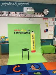 day of school photo booth kindergarten photos photo booth
