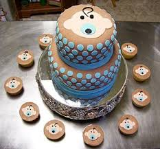 baby shower cake ideas lovetoknow