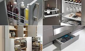 mobilier des solutions pour organiser une cuisine équipée