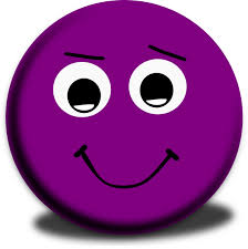 Smiley Face Vase Purple Winking Smiley Face Clip Art Smiley Emoticon Clip
