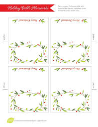 Table Card Template by The 25 Best Christmas Place Cards Ideas On Pinterest Christmas