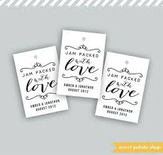 bridal shower favor tags 33 best make your own bridal shower favors images on