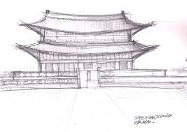 forbidden city vs gyeongbokgung palace chinese vs korean