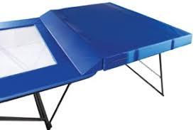 6 u2032 x 10 u2032 x 8 u2033 trampoline end deck mat ross athletic supply