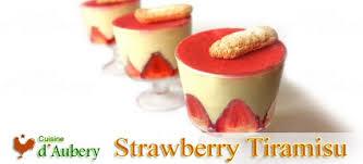 christophe cuisine christophe felder s strawberry tiramisu