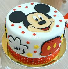 25 mickey mouse cake images ideas mickey