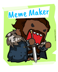 Domo Meme - domonation the future is any second now