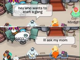 Club Penguin Meme - the funny reasons trolls were banned from club penguin 24 photos
