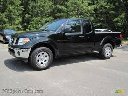 nissan frontier king cab for sale 2008 nissan frontier xe king cab in super black 412096