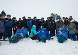 space in images 2014 03 expedition 38 soyuz tma 10m landing