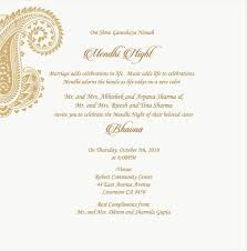 mehndi invitation wording wedding invitation wording for mehndi ceremony mehndi ceremony