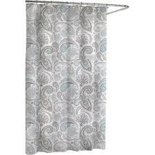 Paisley Shower Curtains Organic Cotton Shower Curtain Wayfair