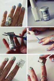 see the best 5 easy and beautiful nail art tutorials
