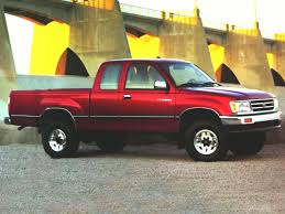 toyota t100 truck 1997 toyota t100 overview cars com