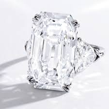 harry winston diamond rings 19 51 carat harry winston diamond ring to highlight sotheby s
