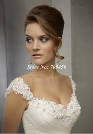aliexpress com buy elegant lace wedding dresses v neck vintage