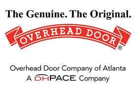 Overhead Door Company Atlanta Overhead Door Company Of Atlanta Division Of Dh Pace