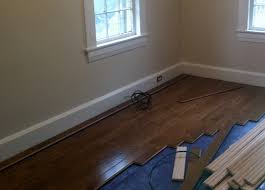 how to install prefinished hardwood floors meze