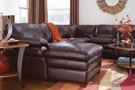 living room beige leather sectional sofa design for modern