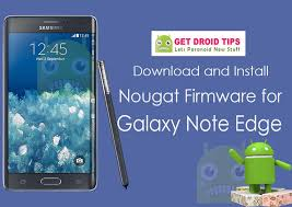 Install Android Nougat On Galaxy Note 8 0 Install N915fxxs1dqd1 Android 7 0 Nougat For Galaxy Note