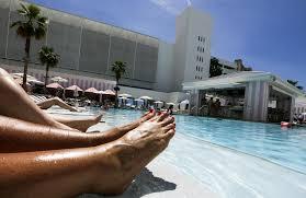 summer pool season opens in las vegas 11 resorts that rock it