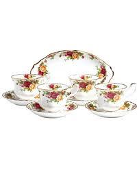 roses tea set royal albert country roses 3 tea set serveware