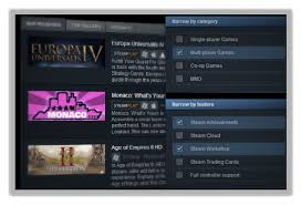 steam powered gift card introducing steam tags a powerful new way to shop for