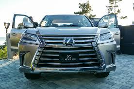 new lexus land cruiser 2016 2016 lexus lx 570 gets new look eight speed automatic transmission