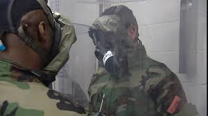 chambre gaz tats unis protection anti bactériologique exercice armée etats unis sd