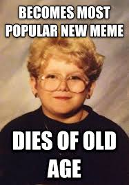 Popular Internet Memes - livememe com 60 year old girl