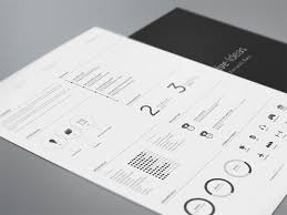 Resume Format For Web Designer Best Free Resume Templates For Designers