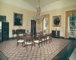 let u0027s talk about michelle obama u0027s white house dining room makeover