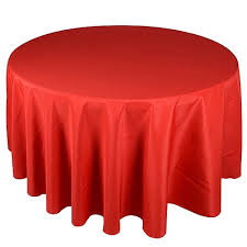 white 108 inch tablecloths