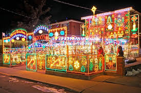 crazy christmas lights 15 extremely over the top outdoor displays