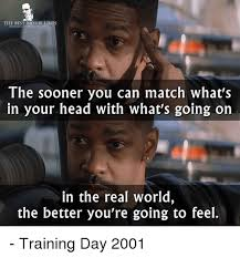 Training Meme - 25 best memes about training day training day memes
