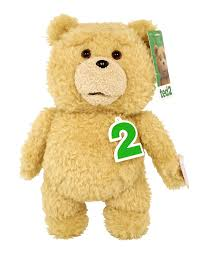 amazon com ted 2 movie size plush talking teddy bear explicit