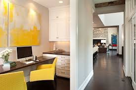 interior design for home office energize your workspace 30 home offices with yellow radiance