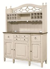 Dining Room Hutch Buffet 2 Pc Serving Buffet And Bar Hutch With Wine Storage By Universal