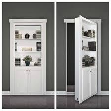 cabinet hidden door kits fulfill a childhood dream with hidden